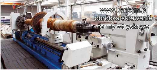 formy wtryskowe produkcja